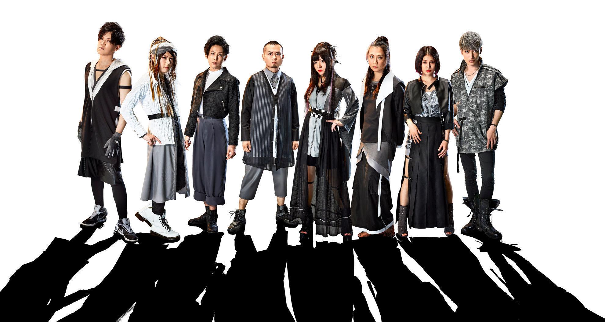 和楽器バンド 今秋より全国ツアー開催決定!「和楽器バンド Japan Tour 2020 TOKYO SINGING」